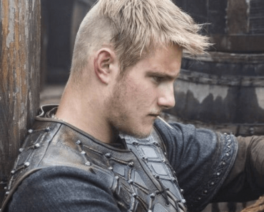 Historically-Accurate Viking Hairstyles – the Forward Sweep