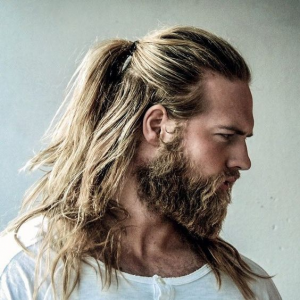 Viking Hairstyles For Men
