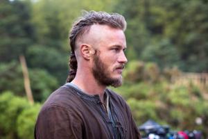 Shaved Side Viking Haircut