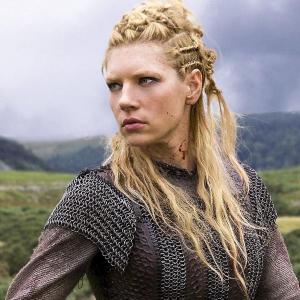 Viking High Crown Braid Hairstyle for women